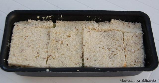 Croc cake au brocoli