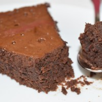 Fondant au chocolat IG bas