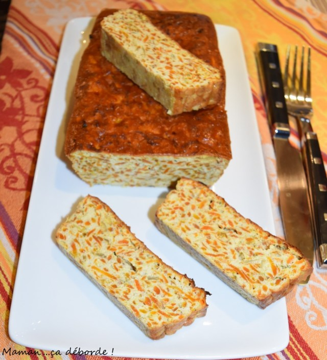 Terrine de carottes au curry