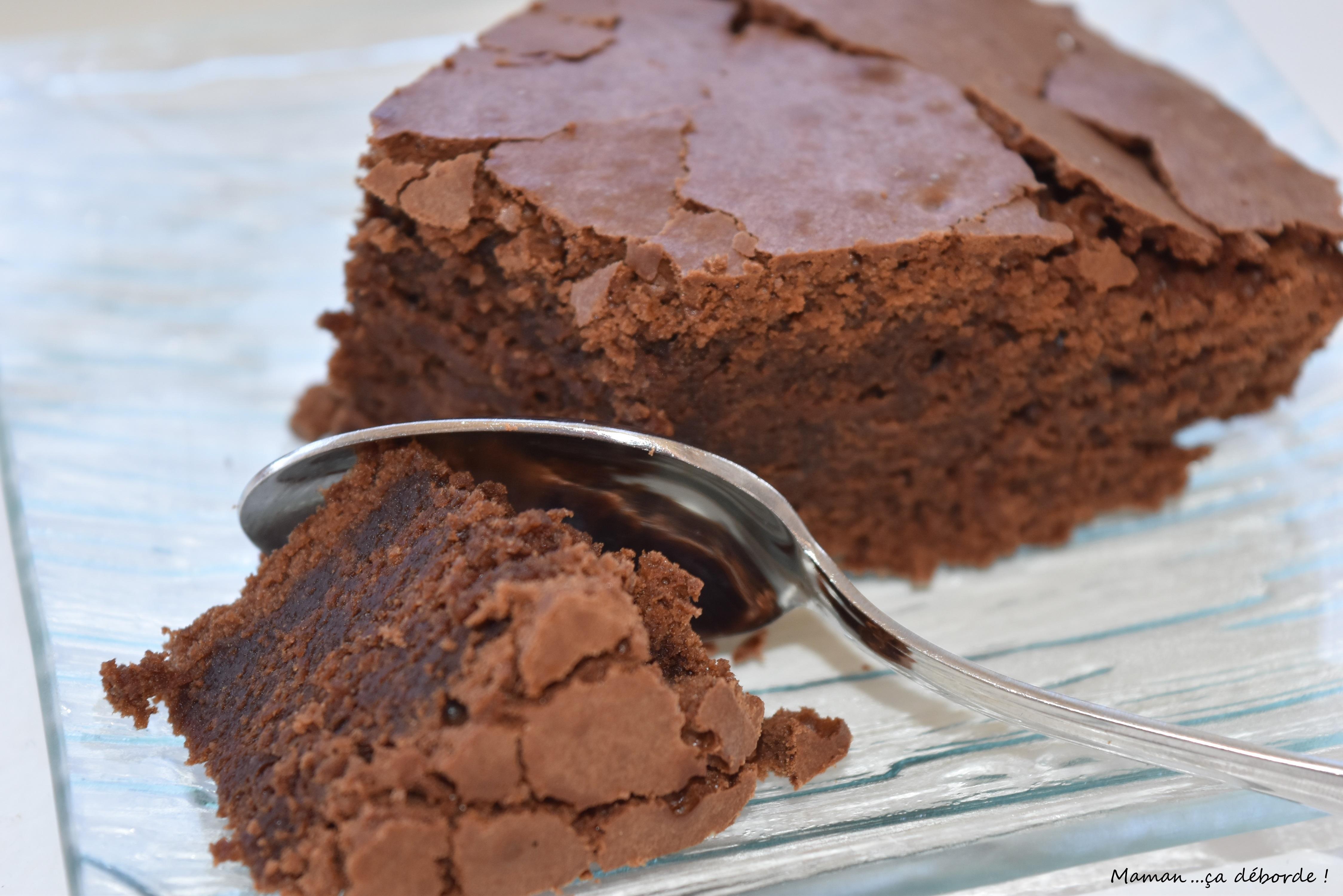 Moelleux Au Chocolat De Cyril Lignac Maman Ca Deborde