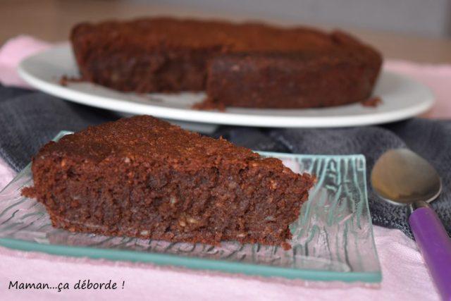 Gâteau au chocolat et pomme de terre (sans gluten)