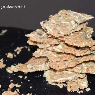 "Crackers ""maison"""