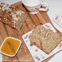 Pain irlandais - Irish Soda bread (version2)