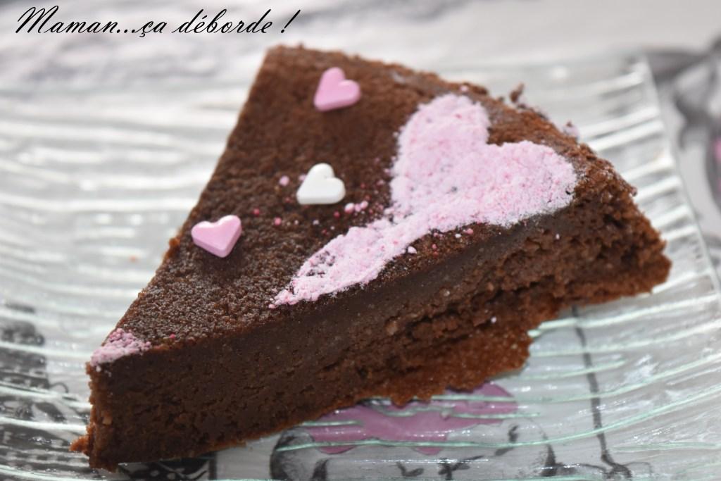 Gâteau au chocolat moelleux et aéré