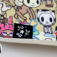 Le sac à langer mallette de Ju Ju Be - Dans ma boîte aux lettres #106