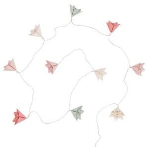 Guirlande lumineuse origami - Maisons du Monde
