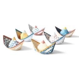 Set de bateaux à plier - Jurianne Matter