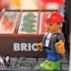 BRIO Stand de fruits & légumes