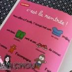 T'choupi mon cahier de jeux l'école