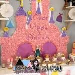 Anniversaire Disney Princesses