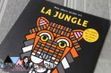 Mon album sticker art la jungle