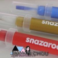 Un maquillage de fête plus facile avec les stylos Snazaroo!