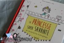 La princesse super savante