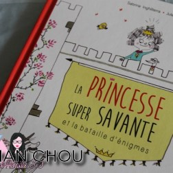 La princesse super savante