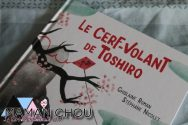 Le cerf-volant de Toshiro