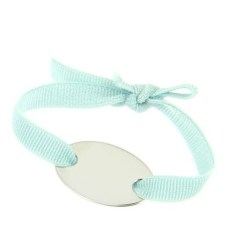 Bracelet gourmette enfant élastique