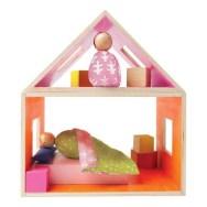 Chambre à coucher avec 2 personnages The Manhattan Toy Company
