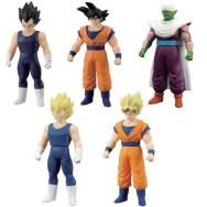 Lot de figurines Dragon Ball Z