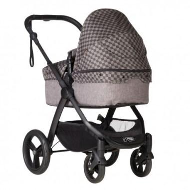 Poussette Cosmopolitan collection luxe + sac à langer Mountain Buggy