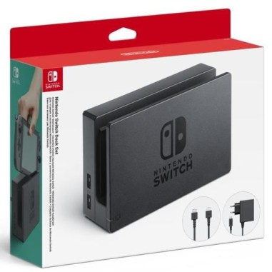Station d'accueil Nintendo Switch