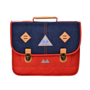 cartable light rouge darkjean