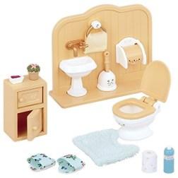 Sylvanian Families ensemble toilettes