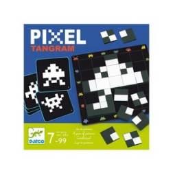 Casse-tête Pixel tangram Djeco
