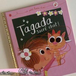 Tagada sacré chat