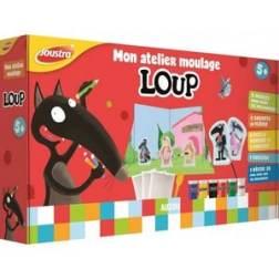 Mon atelier moulage Loup - Joustra