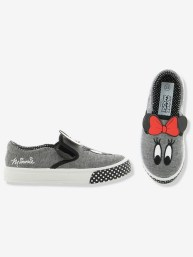 Baskets slip-on fille Minnie Disney