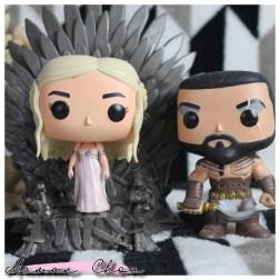 Funko Pop Game of Thrones Daenerys Khal Drogo
