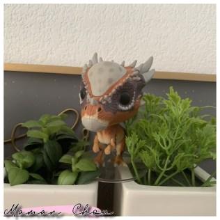 Funko Pop Jurassic World Stygimoloch