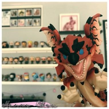 Funko Pop Monster Hunter Rhatalos