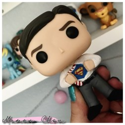 Funko Pop Smallville Clark Kent