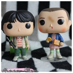 Funko Pop Stranger Things 2 pack Mike Eleven