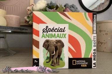 La boîte à question spécial animaux
