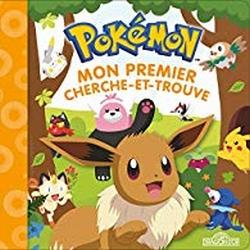 Pokémon mon premier cherche et trouve Evoli
