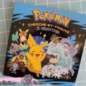 Pokémon cherche et trouve à gratter