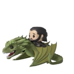 FUNKO POP GOT Jon Snow ridder WL