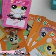Littlest Pet Shop jeu de 7 Familles