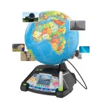 vtech globe vidéo interactif