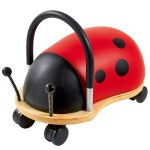 wheelybug porteur coccinelle