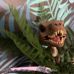 Funko Pop jurassic velociraptor