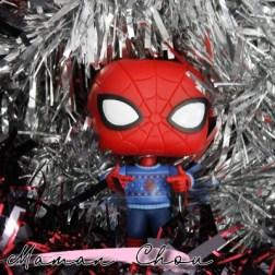 Funko Pop marvel spiderman holiday