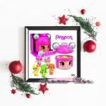 Pinypon neon Splash Toys