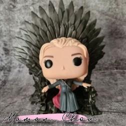 FUNKO POP - Game of Throne - Daenerys on Iron Throne (1)