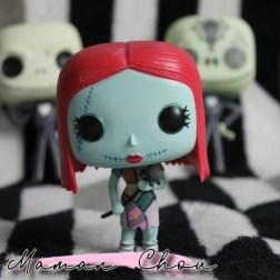 FUNKO POP - L'étrange Noel de Mr Jack - Sally Holding Rose