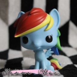 FUNKO POP - MLP - Rainbow Dash