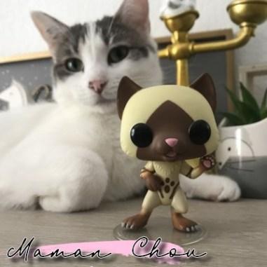 FUNKO POP - Monster Hunter - Feline