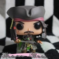 FUNKO POP - Pirates des caraibes - Jack Sparrow
